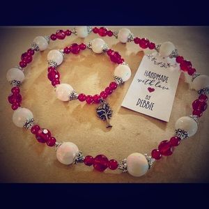 Jewelry - Passion Red Set